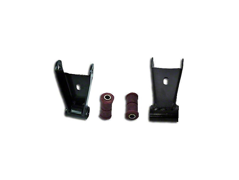 Ford Performance 1.5 in. Rear Lowering Kit (15-18 4WD, Excluding Raptor)