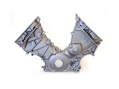 Ford Performance 5.0L Coyote Front Engine Cover for Supercharged Applications (11-18 5.0L)
