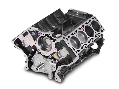 Ford Performance 5.4L 4V Forged Iron Short Block (99-03 Lightning)