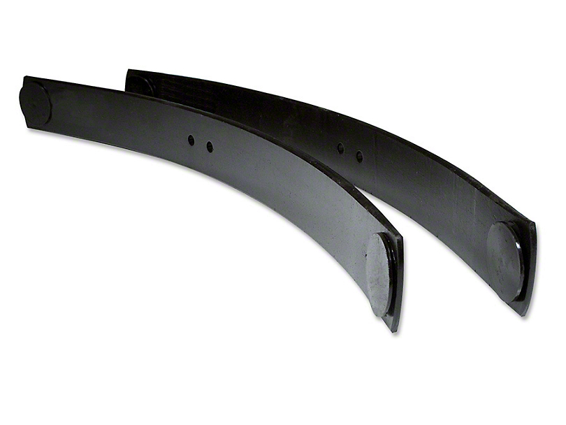 Tuff Country 2 in. Add-A-Leaf Kit - Rear (04-14 4WD, Excluding Raptor)