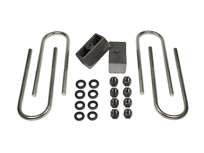 Tuff Country 3.5 in. Rear Lift Block Kit (04-08 4WD)