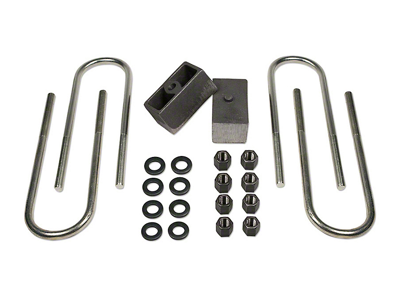 Tuff Country 3.5 in. Rear Lift Block Kit (97-03 4WD)