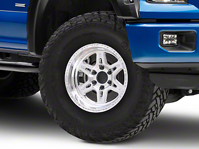 Raceline 886 Renegade Polished 6-Lug Wheel -17x9 (04-18 All)