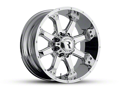 Raceline Assault Chrome 6-Lug Wheel - 18x9 (04-18 F-150)
