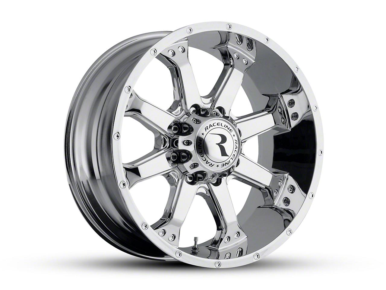 Raceline Assault Chrome 6-Lug Wheel - 18x9 (04-18 All)