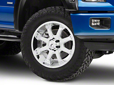 Raceline Assault Chrome 6-Lug Wheel - 20x9 (04-18 F-150)