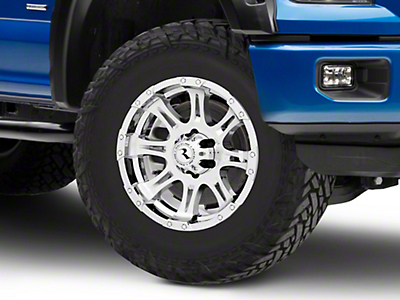 Raceline Raptor Chrome 6-Lug Wheel - 18x9 (04-19 F-150)