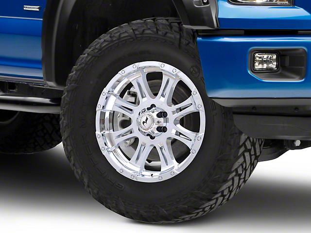 Raceline Raptor Chrome 6-Lug Wheel - 20x9 (04-18 F-150)
