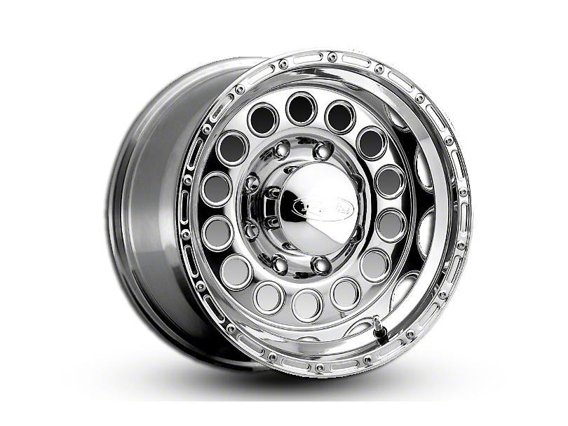 Raceline Rockcrusher Polished 6-Lug Wheel - 16x8 (04-18 All)