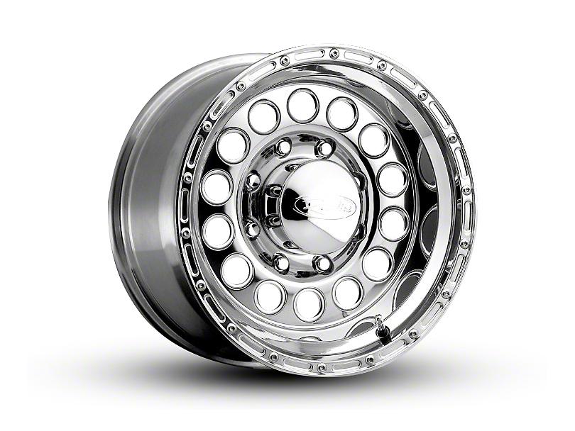 Raceline Rockcrusher Polished 6-Lug Wheel - 17x9 (04-18 All)