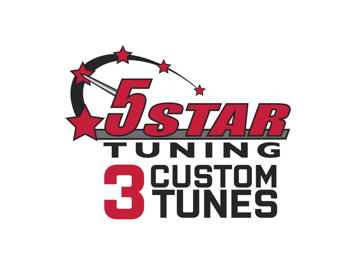 5 Star 3 Custom Tunes (04-08 5 4L F-150)