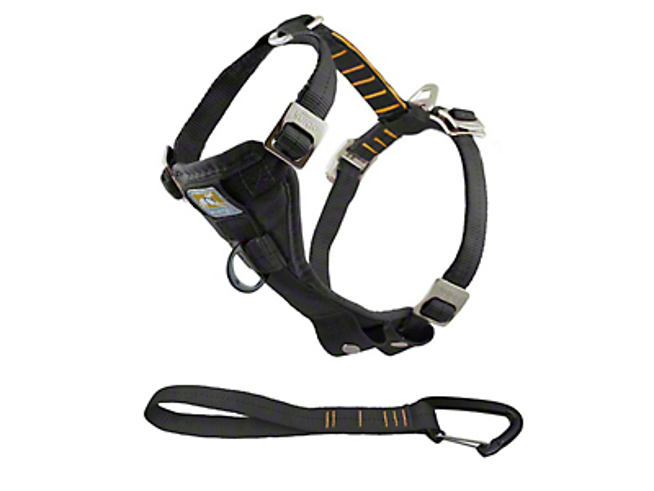 Kurgo Enhanced Strength TruFit Dog Car Harness - Black (97-18 F-150)