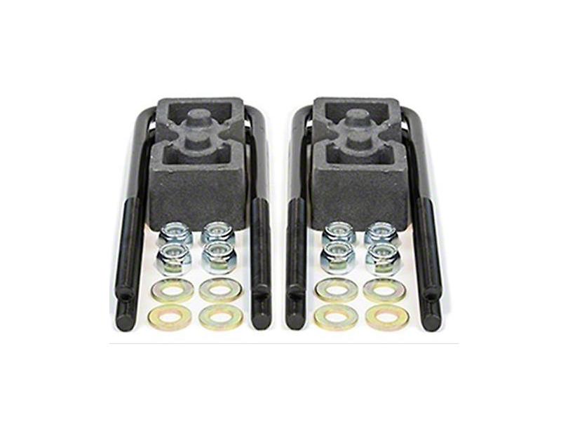 Daystar 2 in. Rear Block Lift Kit (09-18 2WD/4WD, Excluding Raptor)