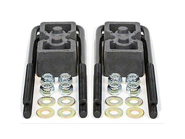Daystar 2-Inch Rear Block Lift Kit (09-20 2WD/4WD F-150, Excluding Raptor)
