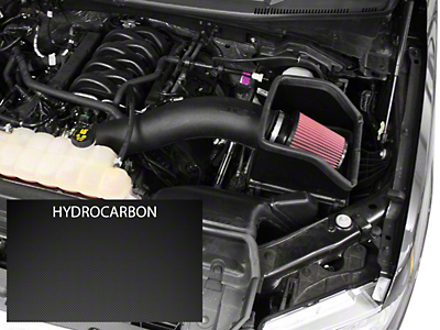JLT Performance Cold Air Intake - HydroCarbon (15-18 5.0L F-150)