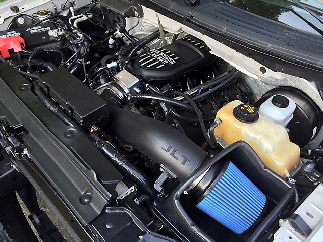 JLT Performance Cold Air Intake - HydroCarbon (11-14 5.0L F-150)