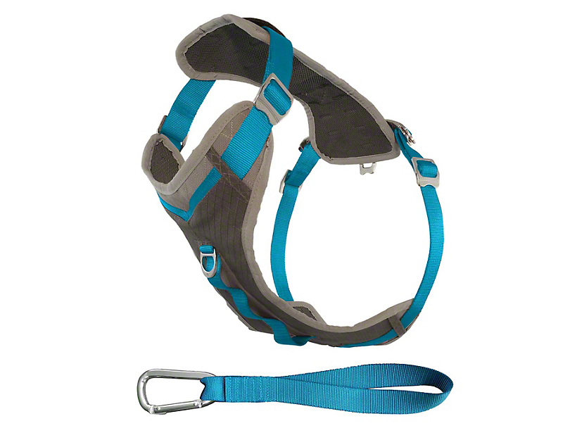 Kurgo Journey Dog Harness - Coastal Blue/Charcoal (97-18 F-150)