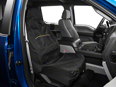 Kurgo Co-Pilot Bucket Seat Cover - Black (97-18 All)