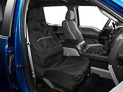 Co-Pilot Bucket Seat Cover; Black (97-20 F-150)