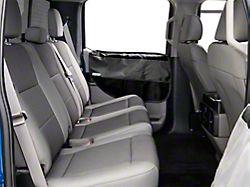 Car Door Guards; Black (97-20 F-150)