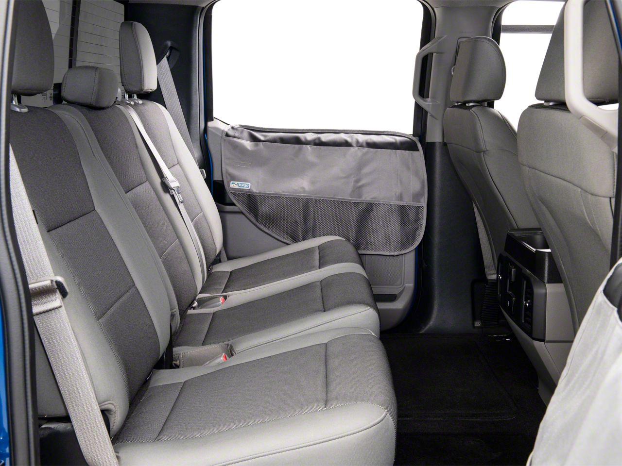 Car Door Guards - Charcoal (97-19 F-150)