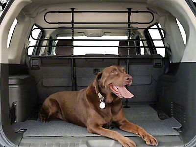 Kurgo Wander Cargo Barrier - Black (97-18 F-150 SuperCab, SuperCrew)