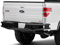 RedRock 4x4 Tubular Off-Road Rear Bumper (06-14 F-150)