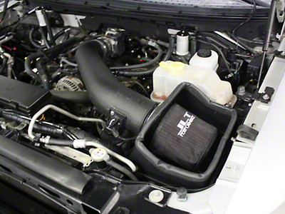 JLT Performance Cold Air Intake - HydroCarbon (11-14 6.2L F-150, Excluding Raptor)