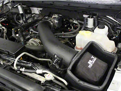 JLT Performance Cold Air Intake - HydroCarbon (10-14 6.2L F-150 Raptor)
