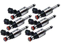 DeatschWerks Fuel Injectors; 1700cc (11-16 3.5L EcoBoost F-150)