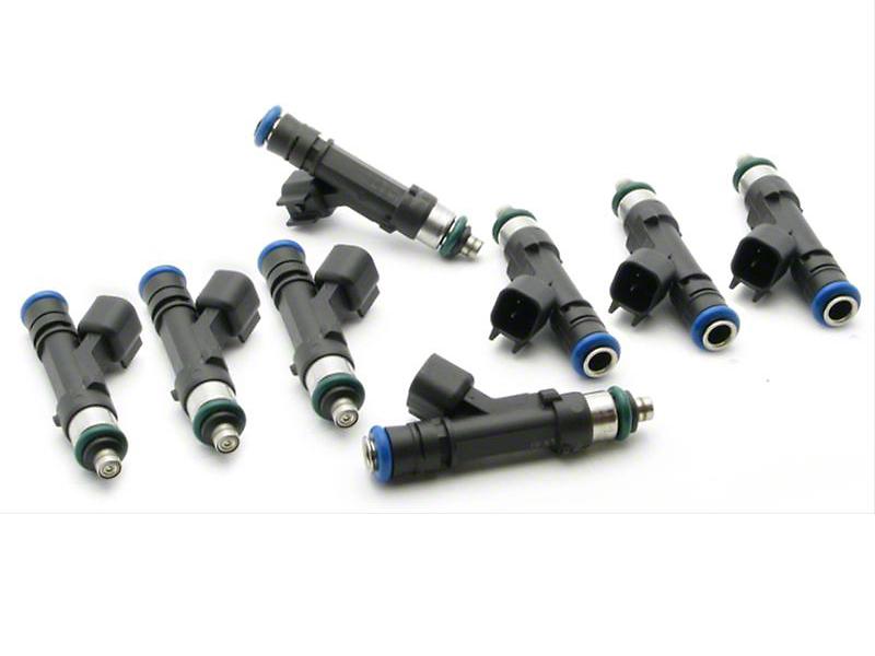 DeatschWerks Fuel Injectors - 39 lb. (05-17 V8 F-150)