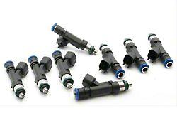 DeatschWerks EV14 Fuel Injectors; 50 lb. (05-17 V8 F-150)