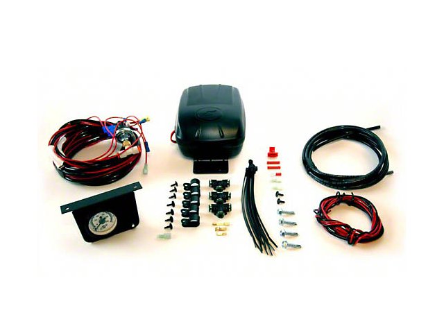 Air Lift Performance Load Controller II Single Path Standard Duty On-Board Air System (97-18 F-150)