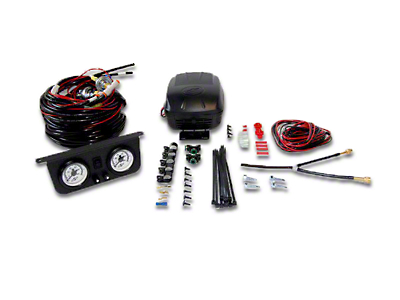 Air Lift Performance Load Controller II Dual Path Standard Duty On-Board Air System (97-18 F-150)