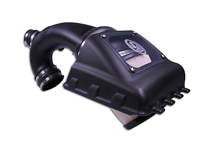 S&B Cold Air Intake w/ Dry Extendable Filter (11-14 3.5L EcoBoost F-150)