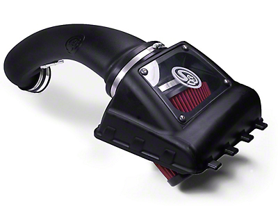 S&B Cold Air Intake w/ Oiled Cleanable Cotton Filter (11-14 5.0L F-150)