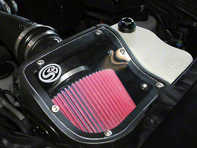 S&B Cold Air Intake w/ Oiled Cleanable Cotton Filter (09-10 5.4L, Excluding Raptor)