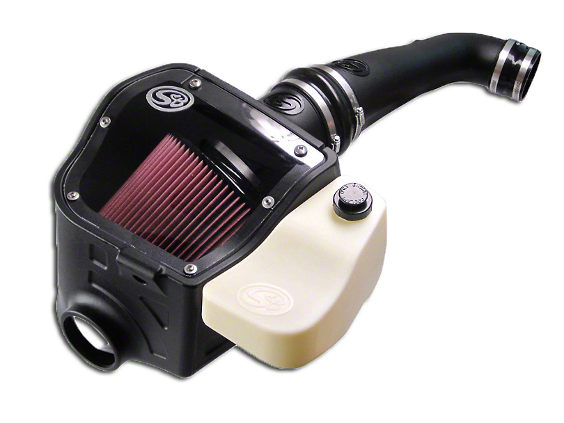 S&B Cold Air Intake w/ Oiled Cleanable Cotton Filter (2010 5.4L Raptor)