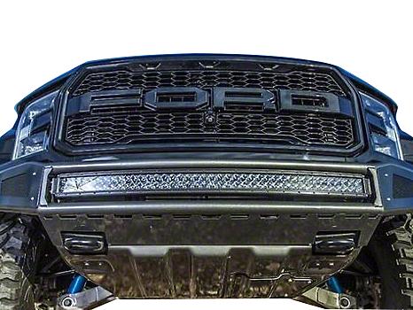 N-Fab M-RDS PreRunner Front Radius Bumper - Textured Black (17-18 Raptor)