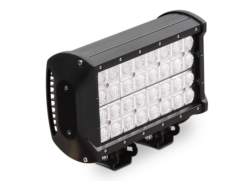 Alteon 10 in. 6 Series LED Light Bar - 60 Degree Flood Beam