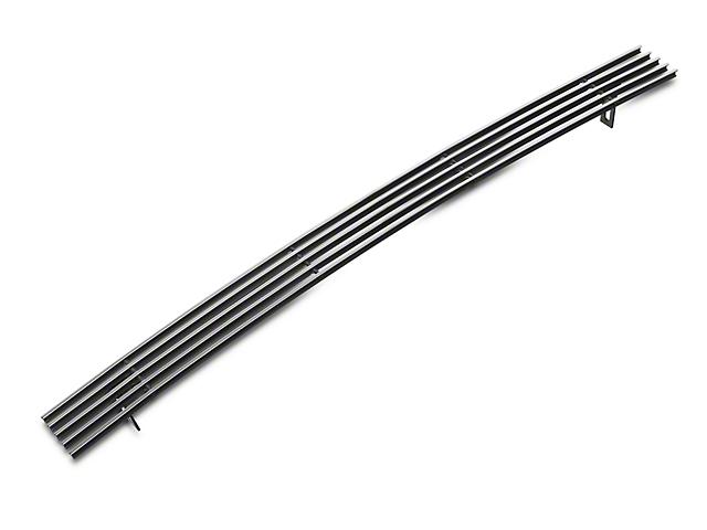 RedRock 4x4 Billet Lower Bumper Grille Insert; Polished (97-98 F-150)