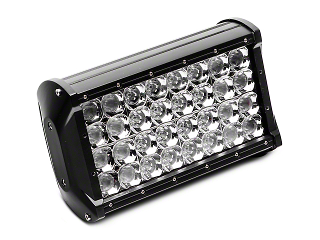 Alteon 10 in. 6 Series LED Light Bar - Flood/Spot Combo