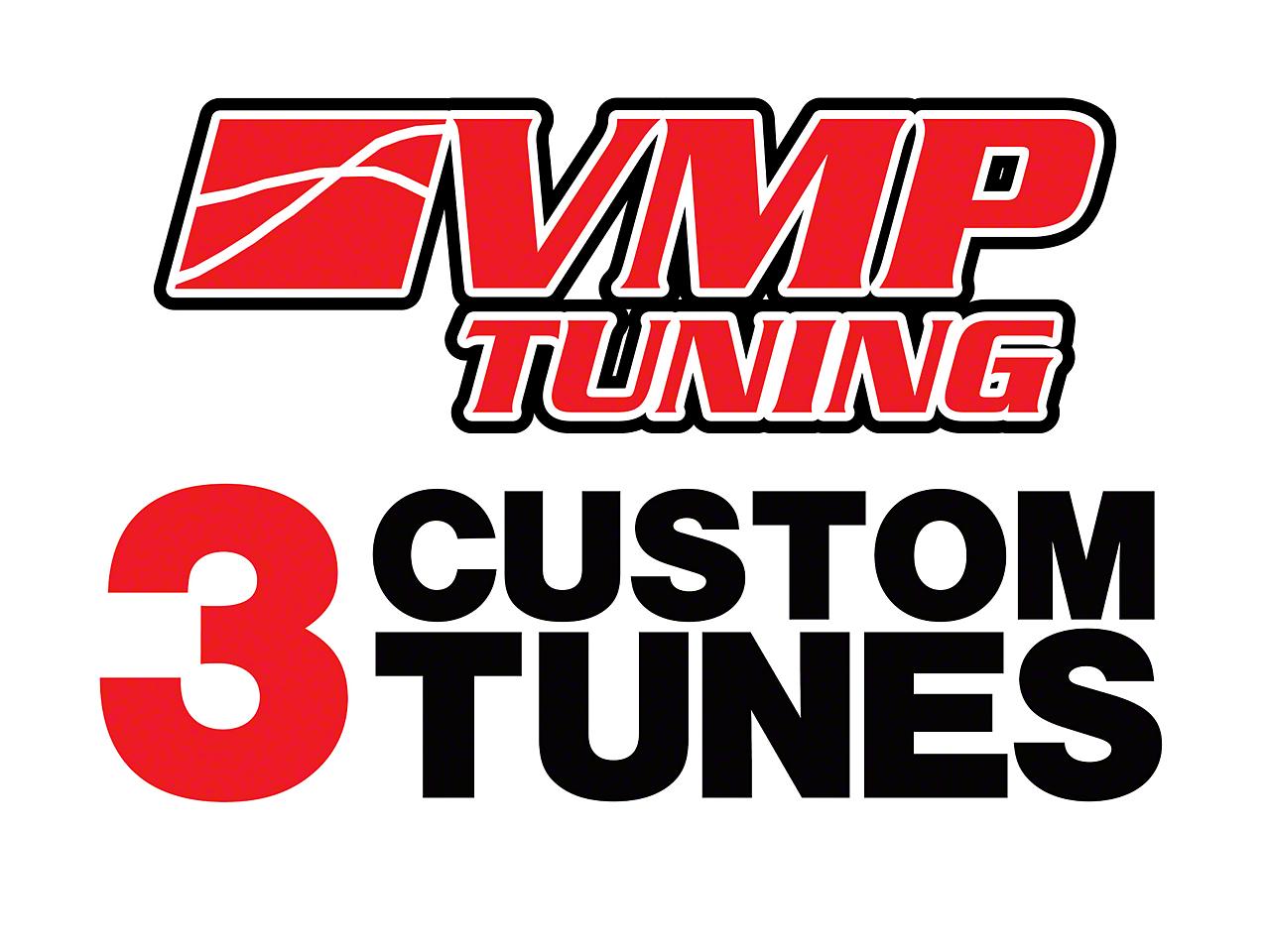 VMP 3 Custom Tunes (15-17 3.5L V6 F-150 w/ Heavy Mods)