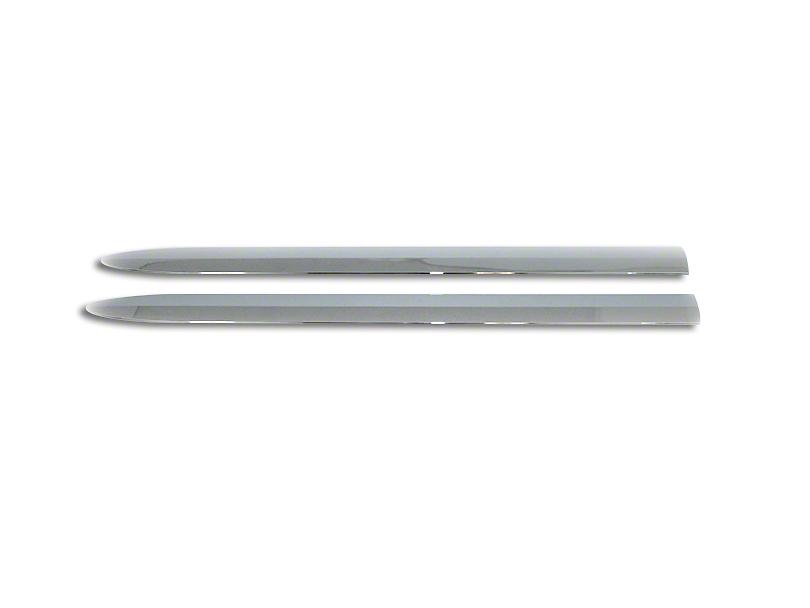 ABS Chrome Bodyside Moldings (01-03 F-150 SuperCrew)