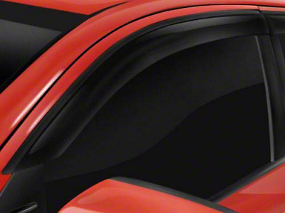 Defenderworx Albermo Front & Rear Window Deflectors - Smoked (09-14 SuperCrew)