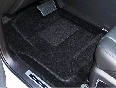 Defenderworx Albermo Front & Rear Floor Liners - Black (15-18 F-150 SuperCrew)