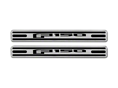 Defenderworx Front & Rear Dool Sill Plates - Two Tone (15-18 SuperCrew)
