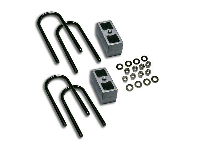 SuperLift 3 in. Rear Lift Block Kit (97-03 4WD)