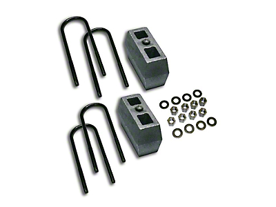 SuperLift 4 in. Rear Lift Block Kit (97-03 4WD)