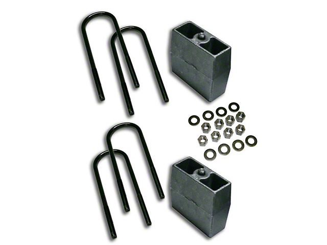 SuperLift 5 in. Rear Lift Block Kit (97-03 4WD)